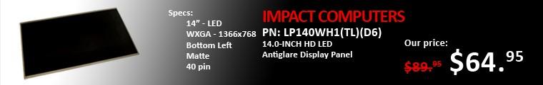 LP140WH1(TL)(D6)